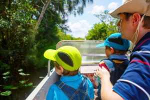 Куда пойти с детьми в Майами
