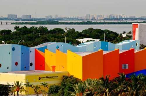 Детский музей в Майами