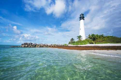 Остров Ки Бискейн (Key Biscayne)