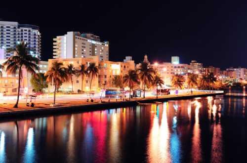Где выпить на Майами Бич, меньше чем за $50