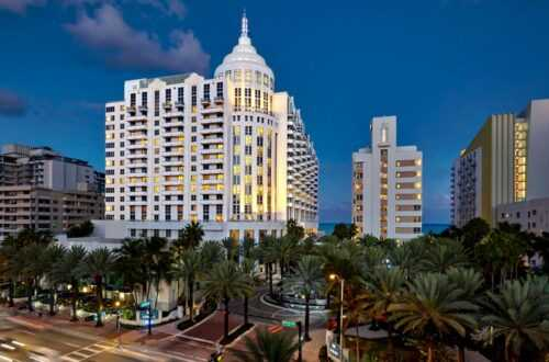 Отель Loews Miami Beach 5*
