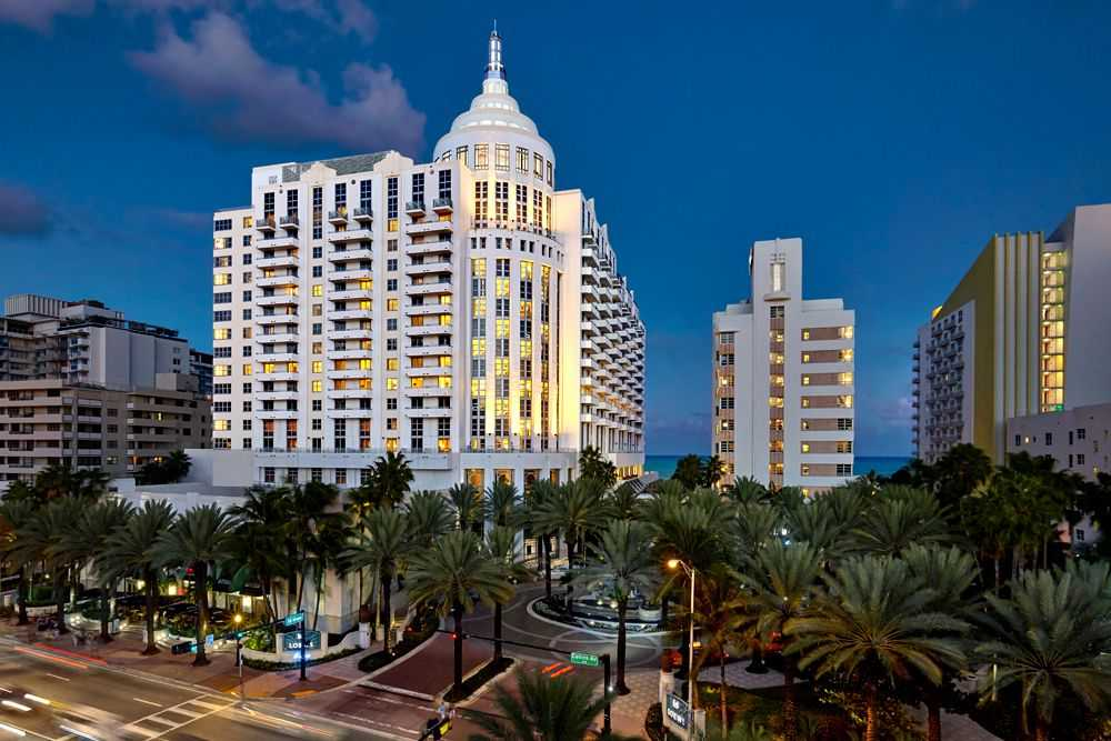 Отель Loews Miami Beach 5*