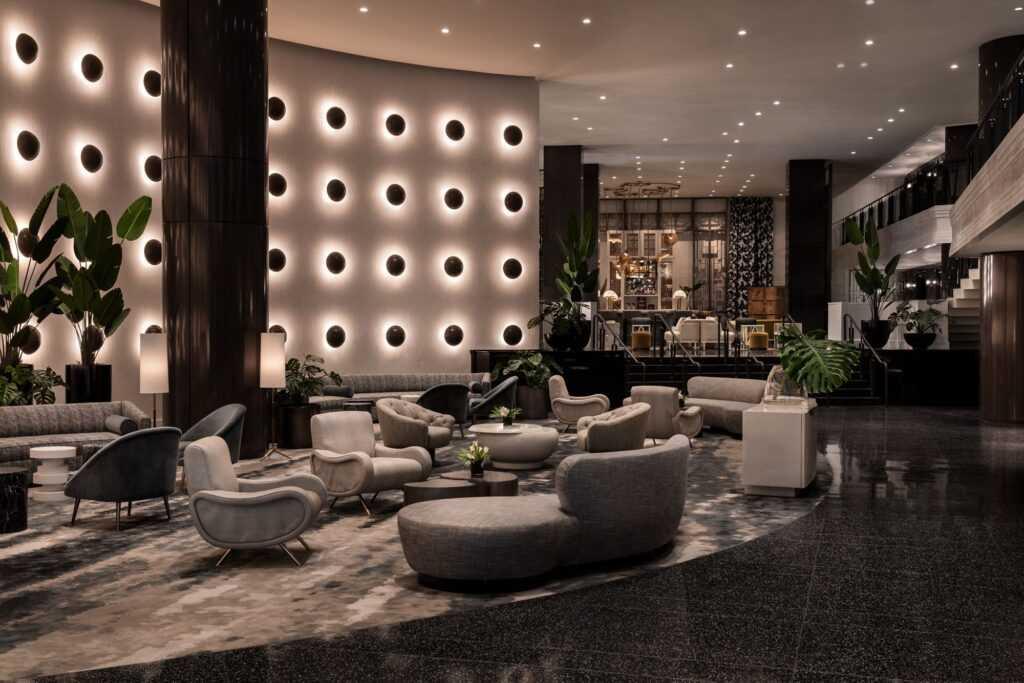 Отель The Ritz-Carlton South Beach 5* Lobby