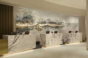Отель Loews Miami Beach 5* Reception