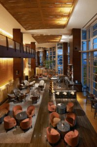 Mandarin Oriental Miami Lobby