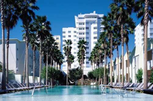 Отель Delano Miami Beach