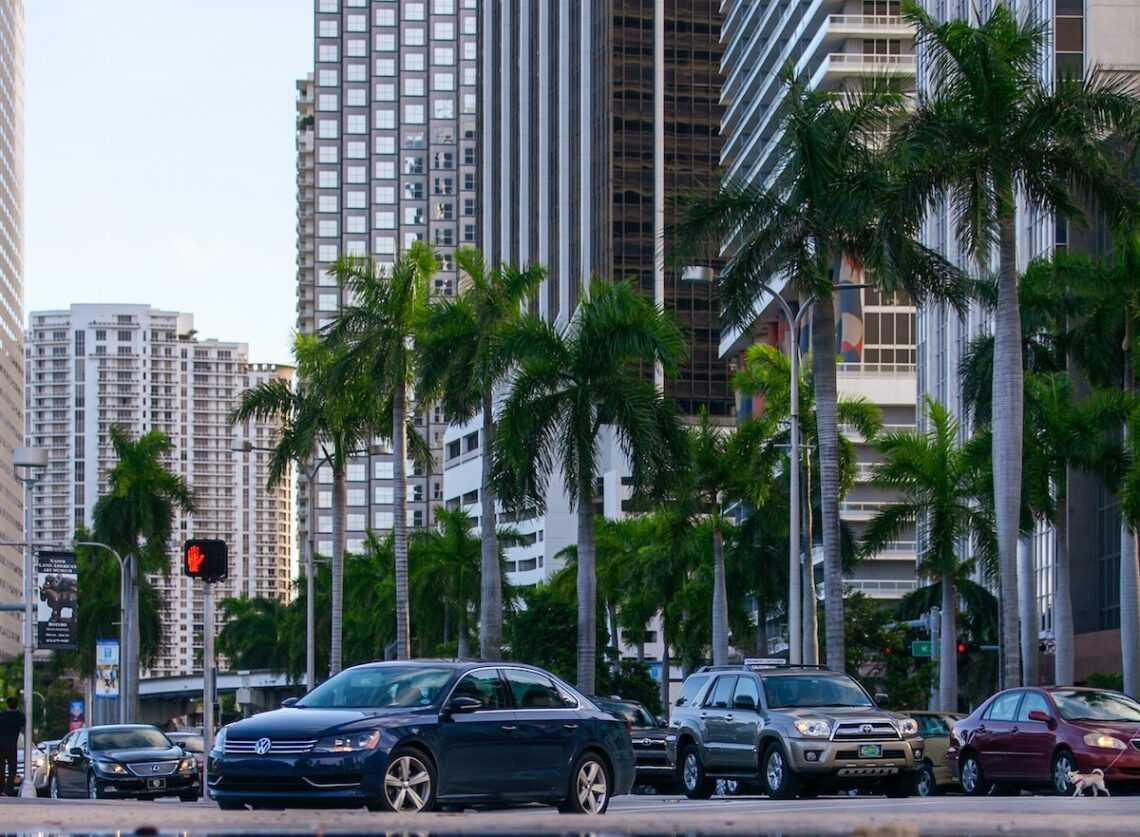 Аренда автомобиля в Майами: все, что вам нужно знать