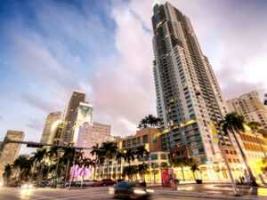Что посмотреть в Майами на машине