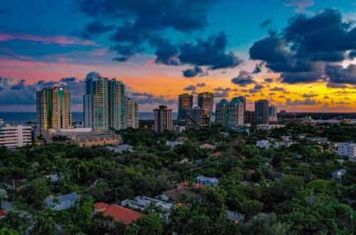 Коконат Гров - краткая справка о районе Майами