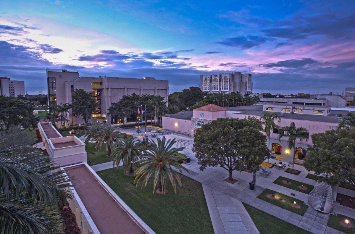 Международный Университет Флориды (Florida International University)