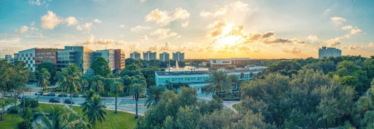 Университет Майами (The University of Miami)