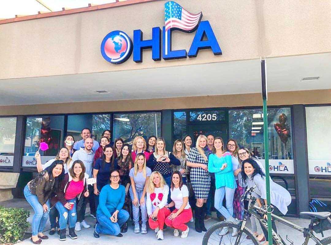 OHLA (Open Hearts Language Academy)